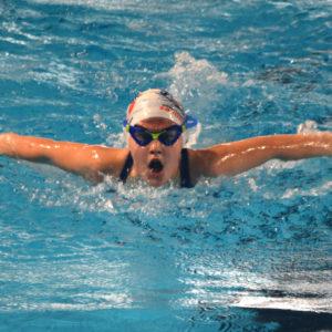 Nuoto agonistico FIN